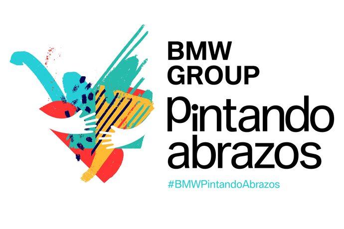 BMW España lanza el concurso #Pintando Abrazos para redes sociales