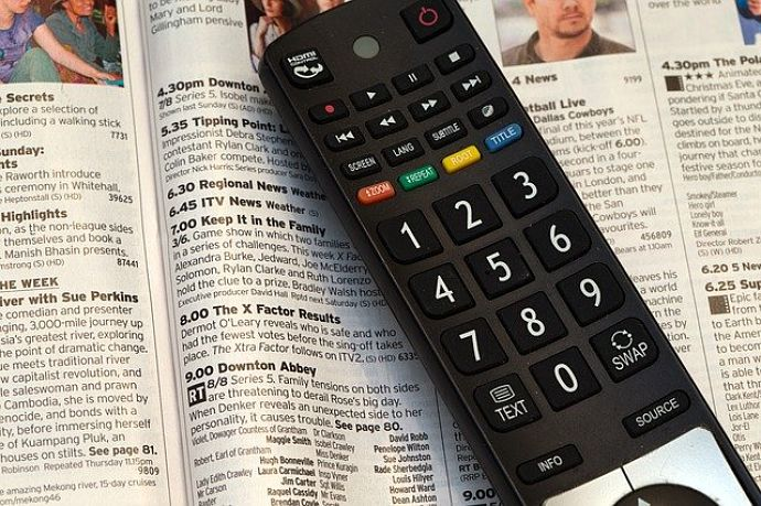 Cambios en el consumo de TV: el contenido religioso crece 150% y deportes desciende