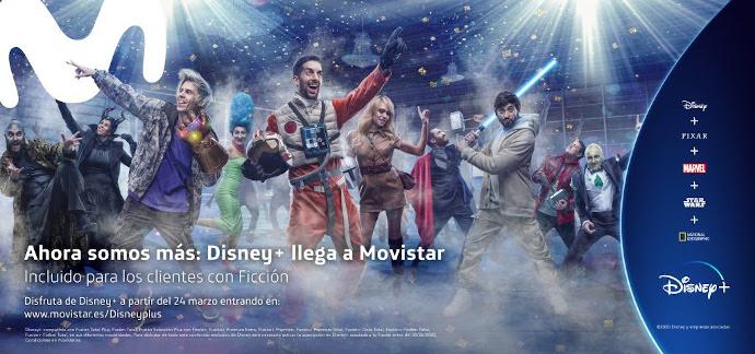 Con motivo de su lanzamiento, la empresa española ha presentado la campaña 'Ahora somos más'.