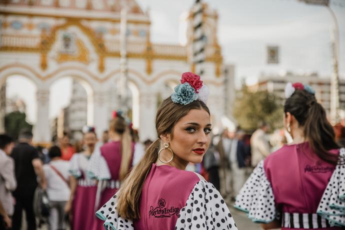 Puerto de Indias lleva la Feria de Abril a casa con #MicasaMiFeria