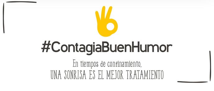 'ContagiaBuenHumor' la nueva iniciativa solidaria de 4foreverything contra el coronavirus