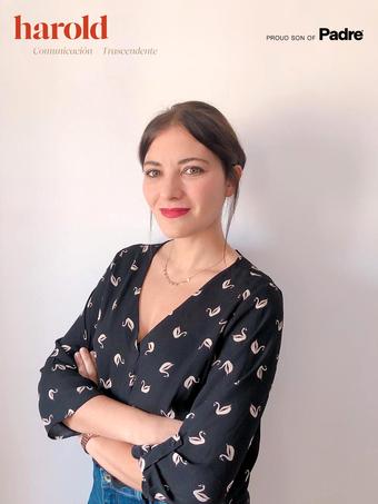 Elena Cabrera se incorpora a Padre Group como managing director de Harold
