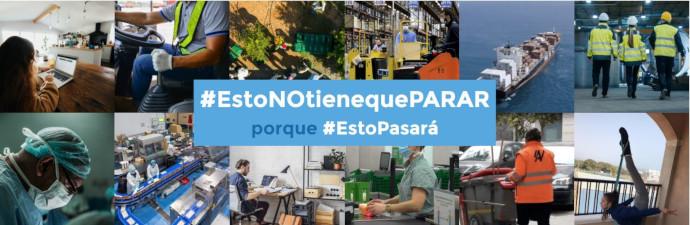 #EstoNOtienequePARAR, el lema para avanzar de Mercadona y 2.000 empresas