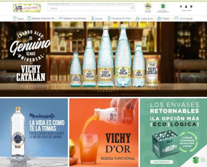 La Tienda Vichy estrena nuevo diseño para optimizar la experiencia de usuario