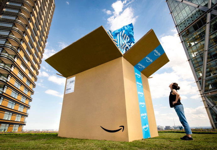 Amazon se posiciona un año más como la marca Retail más valiosa del mundo, según Brand Finance