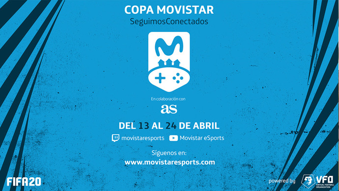 Movistar lanza la Copa Seguimos Conectados