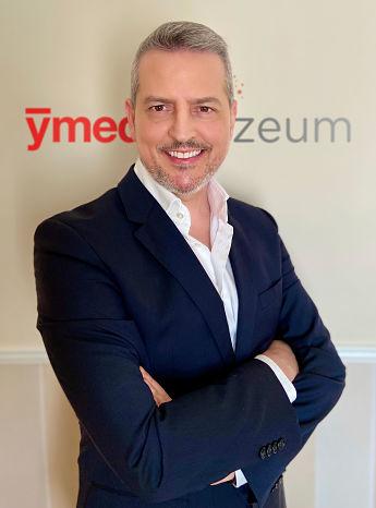 David Esquinas, nuevo director general de Ymedia Vizeum Madrid