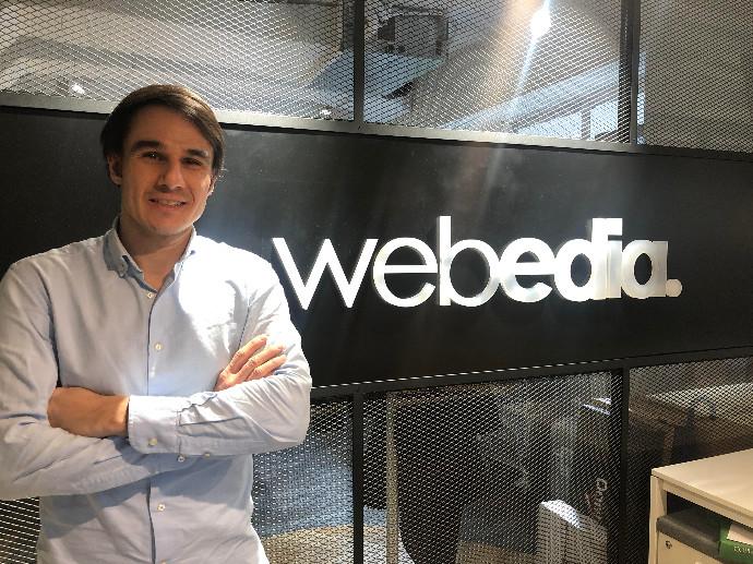 Alberto Fernández, head of eSports de Webedia.