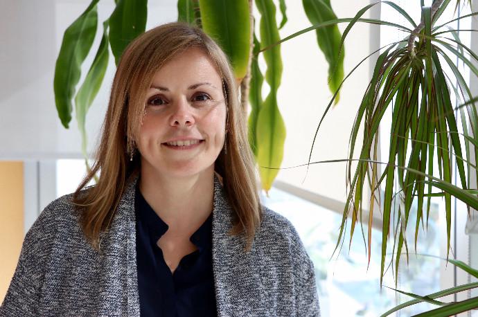 Esperanza Arribas, directora de recursos humanos de Mars Iberia