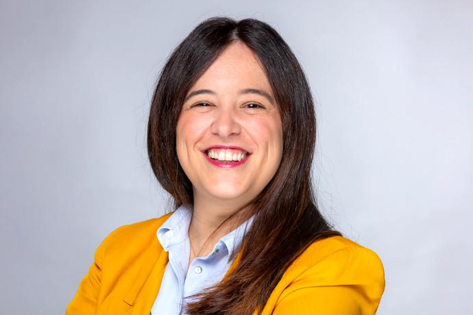 María Obispo, directora de talent engagement en LLYC
