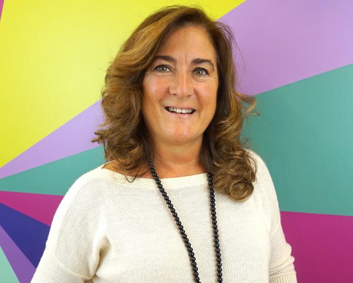 Cristina Vicedo, directora general de FutureBrand.