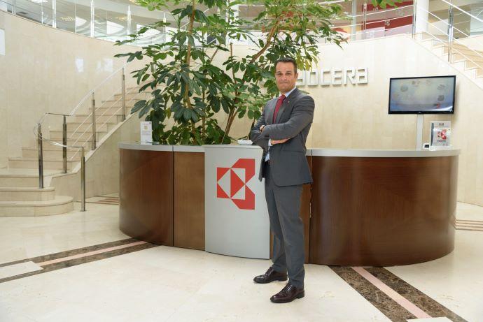 Alfonso Pastor, director de marketing, comunicación y producto de Kyocera Document Solutions España.