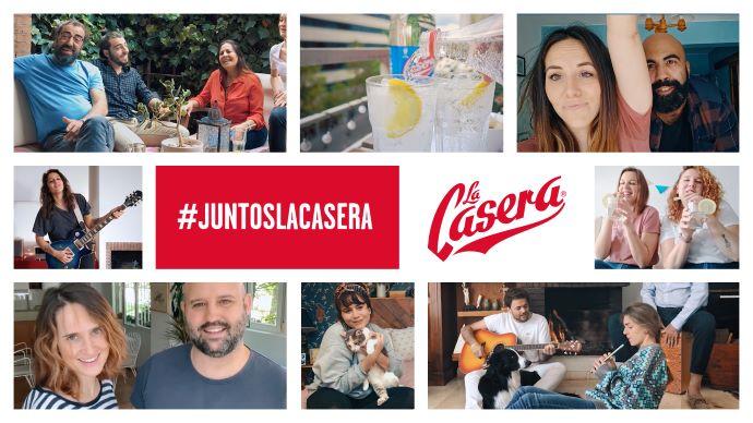 """La Casera crea el """"himno de la desescalada"""""""