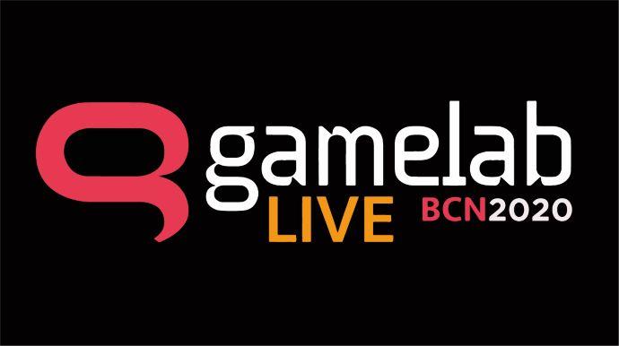 Logo Gamelab 2020