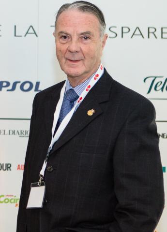El fallecido Ramón Poch fue director de OJD en Barcelona.
