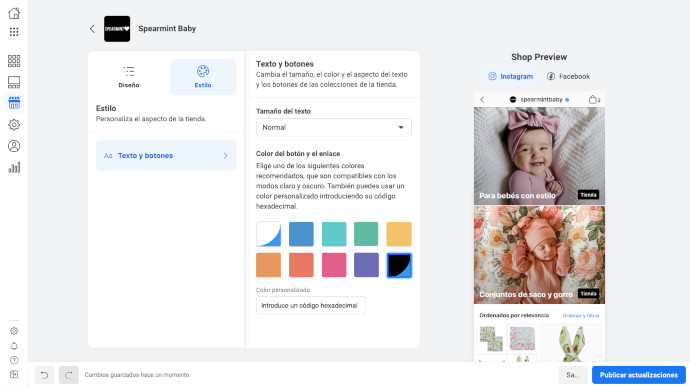 Tiendas en Facebook permitirá a pequeños y grandes negocios contar con una tienda virtual en Facebook e Instagram