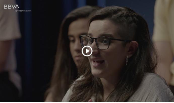 BBVA da voz a los jóvenes a través de un programa semanal en TVE