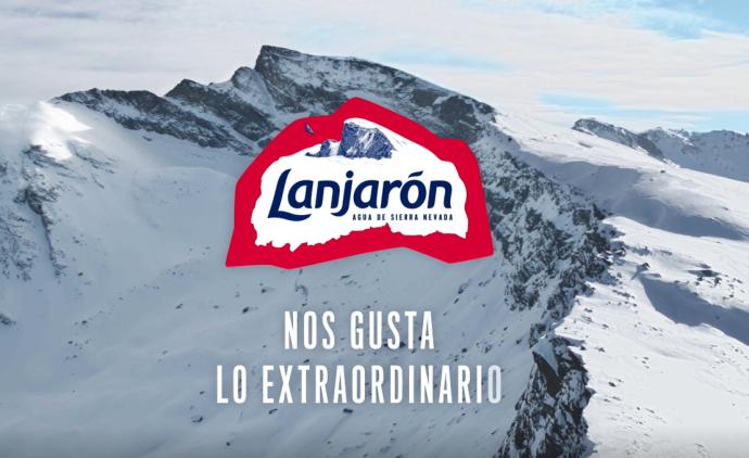 """""""Nos gusta lo extraordinario"""", la nueva campaña de Lanjarón"""