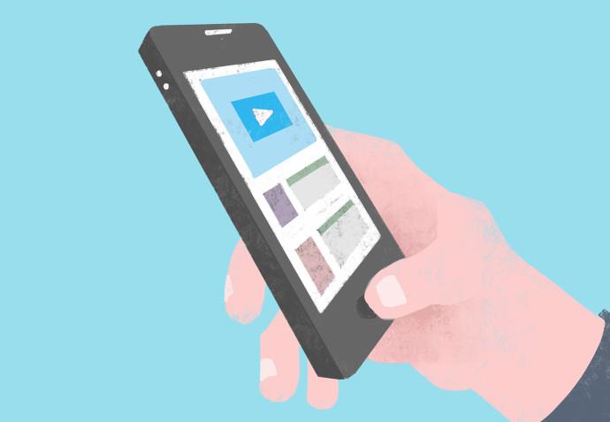 En 2019, el 51,9% de las impresiones servidas correspondían a campañas de publicidad de vídeo programáticas
