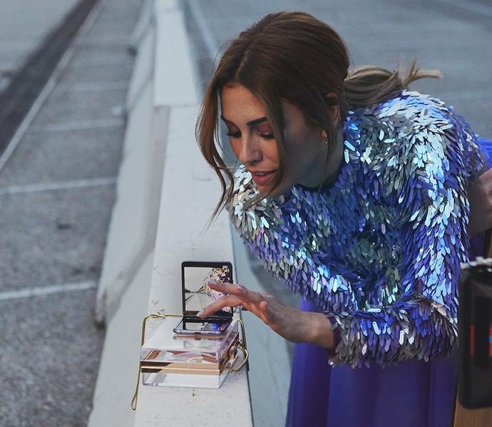 Samsung lanza su nuevo Galaxy Z Flip con Blanca Suárez de protagonista