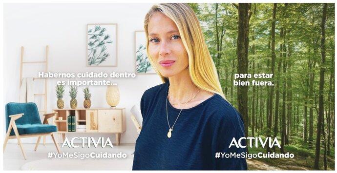 Activia anima a no perder los hábitos saludables en #YoMeSigoCuidando