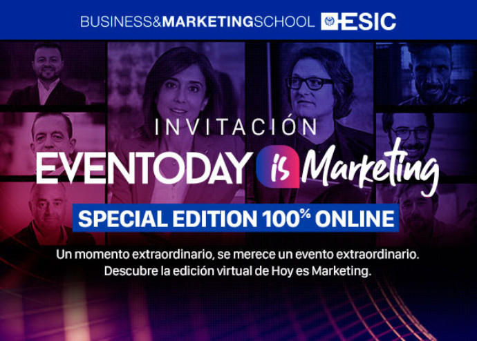 'Even Today is Marketing', la edición digital de 2020 de 'Hoy es Marketing'
