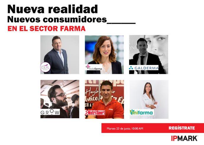 Te invitamos al coloquio 'Nueva Realidad, nuevos consumidores en el sector Farma'