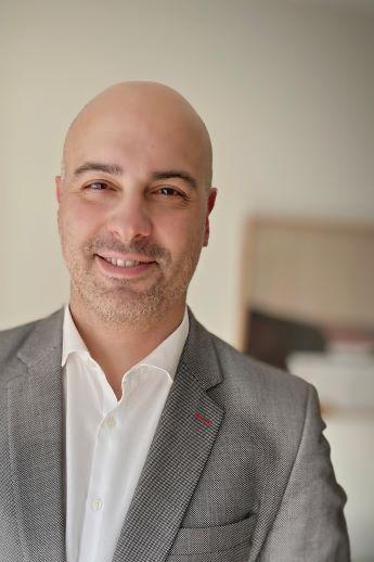 Francisco Palma, nuevo director general de Contrapunto BBDO Madrid.