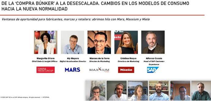 Webinar IPMARK con HMG & SAP: De la 'compra búnker' a la desescalada