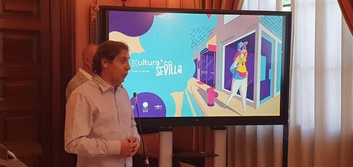 beon. Worldwide:  Kultura & Co para la ciudad de Sevilla