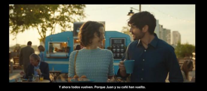 BBVA lanza dos nuevos spots para su campaña 'Las oportunidades las creamos entre todos'