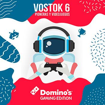 Dominos lanza Pioneras y Videojuegos para visualizar el papel de la mujer en la industria de los videojuegos y los eSports