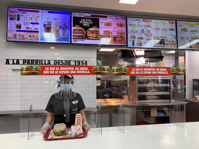 En los meses de marzo y abril, el 82% de los comentarios en redes sociales de Burger King eran menciones negativas