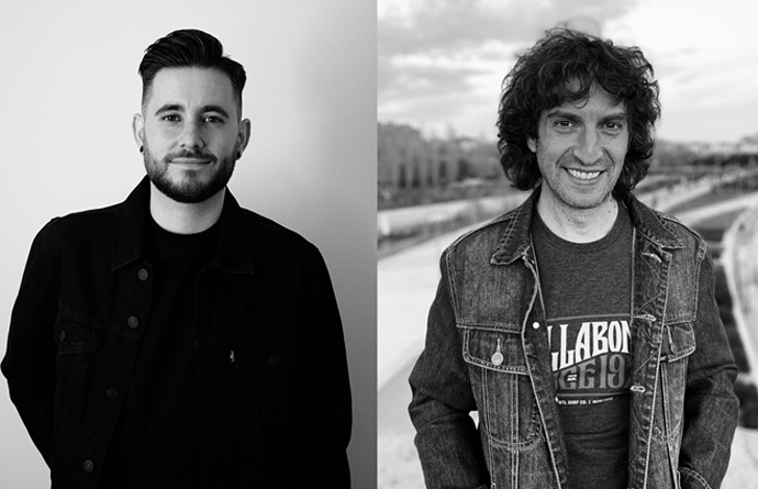 Javier Martínez y Pablo Fernández, nuevos directores creativos en TBWA España