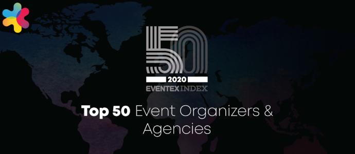 Una empresa española se sitúa entre las 50 mejores compañías organizadoras de eventos de Eventex Index