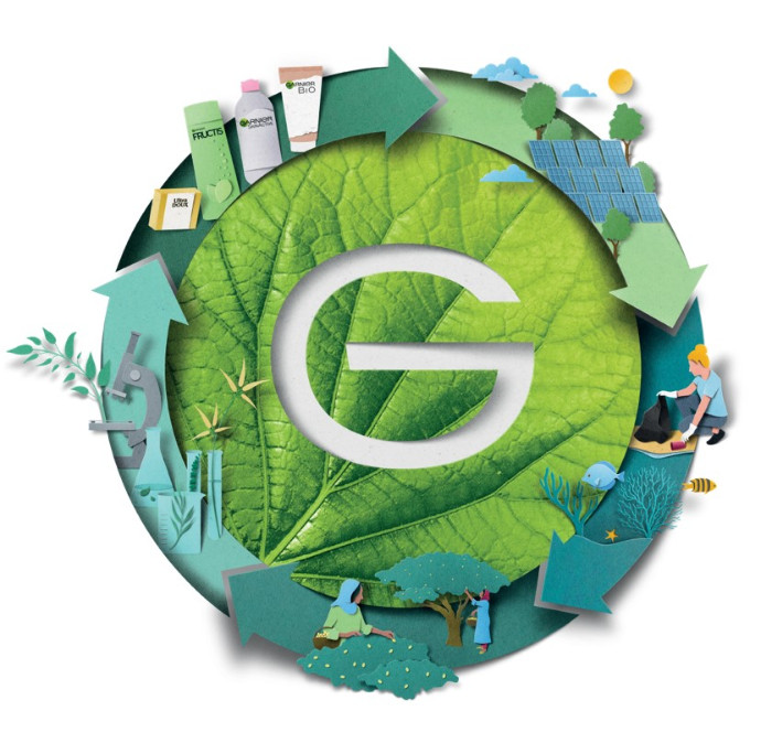 Garnier marca el camino medioambiental del Grupo L'Oréal