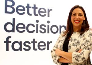 Anabel Varela, head of strategy & innovation en OMD España.