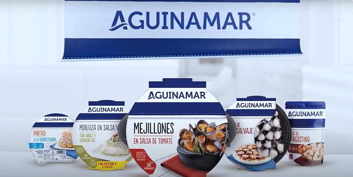 Aguinamar nos recuerda la importancia del consumo de pescado en su nueva campaña