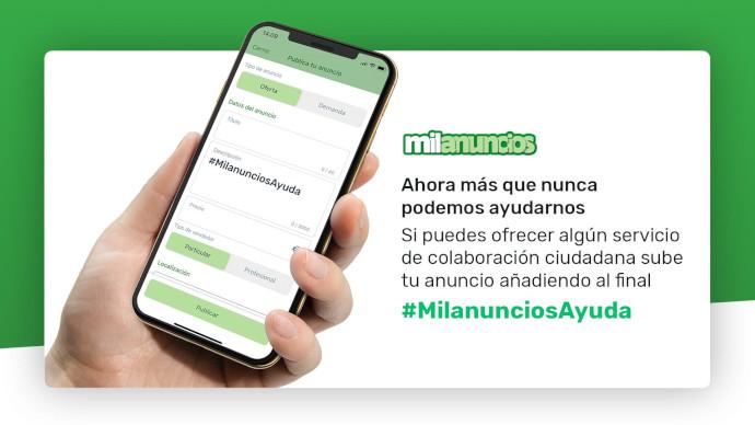 """""""Así plantamos cara al COVID en… Milanuncios (Grupo Adevinta)"""""""