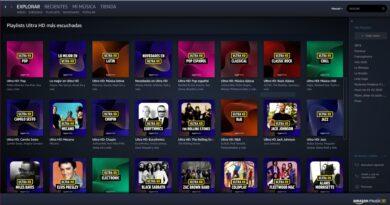 Con Amazon Music HD, Amazon pone a disposición de los usuarios música en streaming de alta calidad