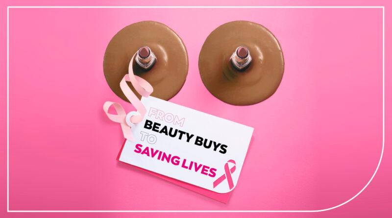 Marcas que materializan su apoyo a las mujeres con cáncer de mama