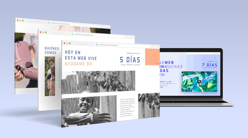 Alpla y Shackleton lanzan la primera web reutilizable