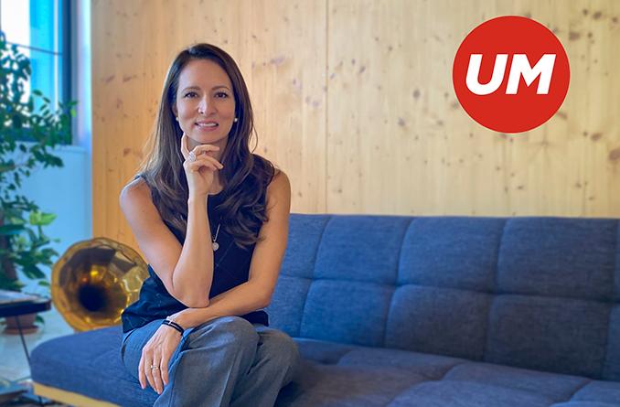 Andrea Cajiao, agencia de medios UM