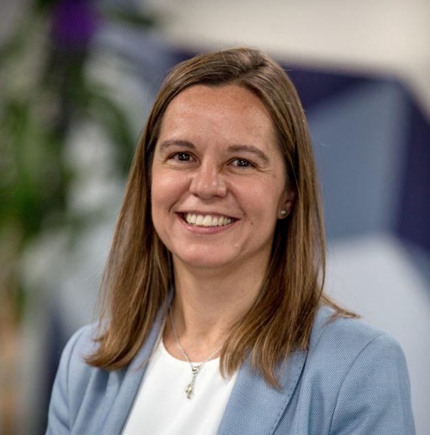Eva Muñoz, directora corporativa de comunicación de Solunion