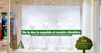 """C&A se """"desnuda"""" por el cambio climático"""