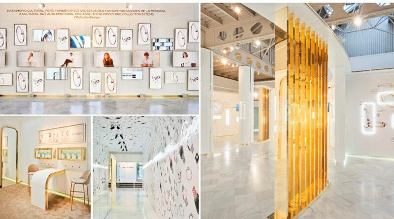 Cartier presenta en Madrid una exposición única sobre la historia de sus piezas