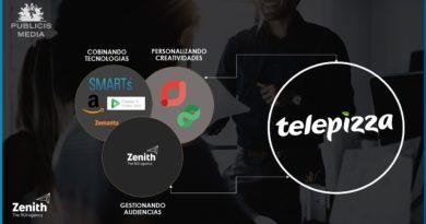 Proyecto SQUAD, caso de éxito de Publicis Media / Zenith para Telepizza