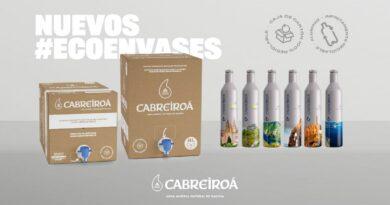 Cabreiroá avanza hacia la sostenibilidad. Presenta sus nuevos EcoEnvases