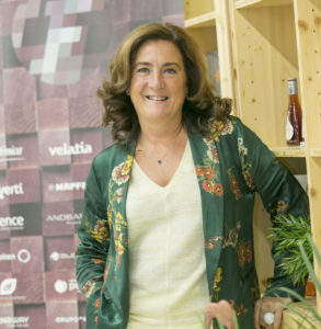 Cristina Vicedo, directora general de FutureBrand Madrid