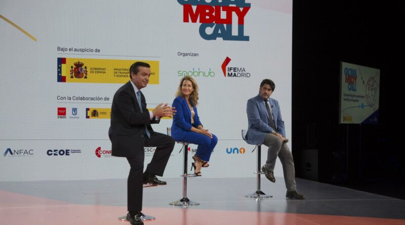 Ifema presenta 'Global Mobility Call', feria mundial para impulsar la movilidad sostenible